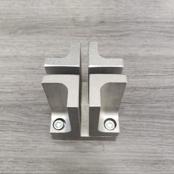 Aluminum Bracket for Acrylic Desk Shields