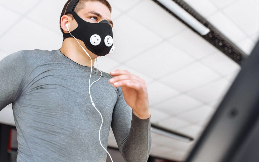 Higher Respiratory Rates = Higher Risk: Protecting Workout Facility