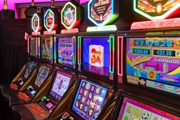 Acrylic Shield for Slot Machines