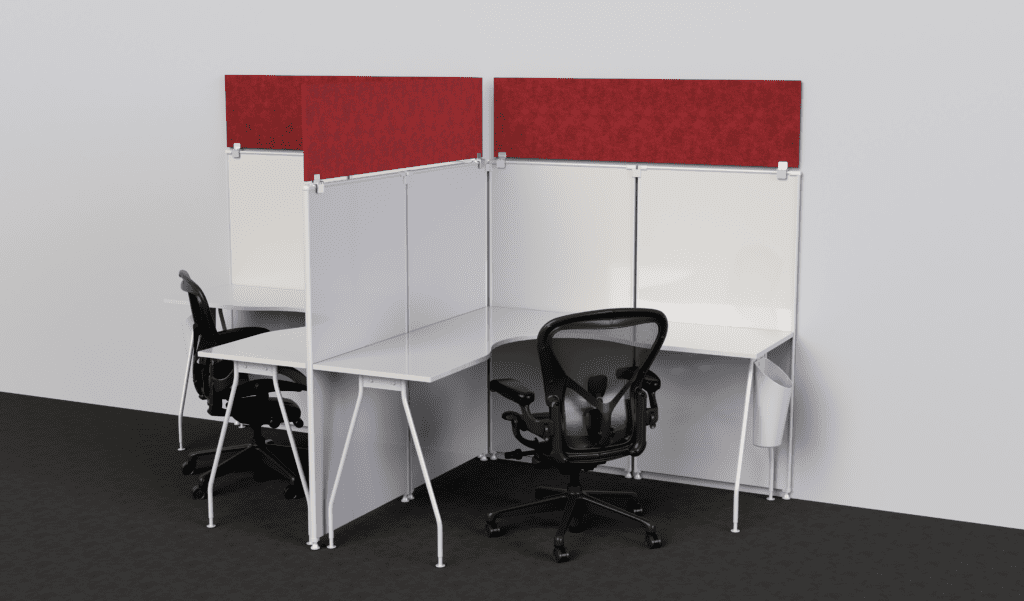PRYVC Panel for Cubicles